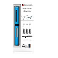 Sheaffer Calligraphy, Mini Kit 2019, Blue - Fountain pen