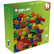 Hubelino Ballbahn - farbige Würfel 120 Stk - Kugelbahn