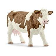 Schleich 13801 Simmentaler Kuh