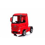 Mercedes-Benz Actros, rot - Elektroauto für Kinder