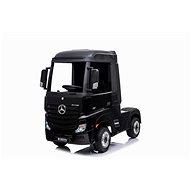 Mercedes-Benz Actros, schwarz - Elektroauto für Kinder