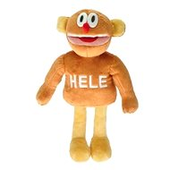 Stoffspielzeug Jů und Hele - Plüsch Hele