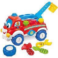 Clementoni Kran Augustus - Spielauto - Auto