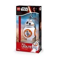 Lego Star Wars BB8 beleuchtete Figur - Leuchtender Schlüsselring