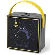 LEGO Batman Box mit Tragegriff - Snack-Box