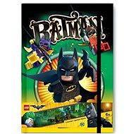 LEGO Batman Movie Zeichenblock - Notizblock