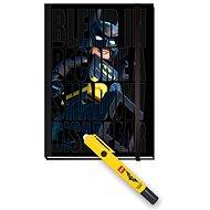 LEGO Batman Movie Zeichenblock mit unsichtbarem Stift Batman - Notizblock