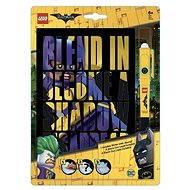 LEGO Batman Movie mit einem unsichtbaren Stift Batgirl - Notizblock