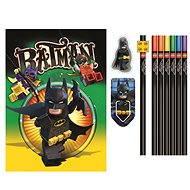 LEGO Batman Movie Papierset mit Zeichenblock - Bürobedarf-Set