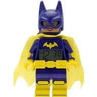 LEGO Batman Movie Uhr Batgirl - Uhr fürs Kinderzimmer
