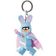 LEGO Batman Film Bunny Batman glänzende Figur - Leuchtender Schlüsselring