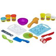 Play-Doh Kitchen Schnippel- und Servierset - Knetmasse