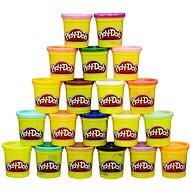Modeliermasse Play-Doh Super Colour Pack - 20 Stück - Knetmasse