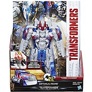 Transformers The Last Knight Turbo 3x Optimus Prime - Figur