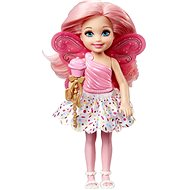 Mattel Barbie Dreamtopia Junior-Fee - Rosa Chelsea - Puppe