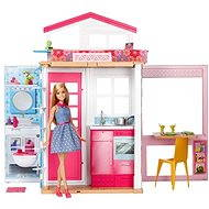 Mattel Barbie Haus 2in1 & Puppe - Puppe