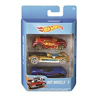 Hot Wheels 3Ks Angličák - Car-Set