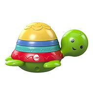 Fisher-Price - Skládací želvička do vany - Wasserspielzeug