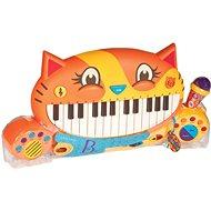 B-Toys Katzen-Piano Meowsic - Musikspielzeug