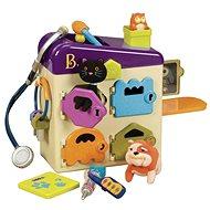 B-Toys Spielzeug Haustierkrankenhaus