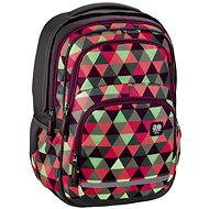 Schul-Rucksack Hama All Out Selby Happy Triangle - Schulrucksack