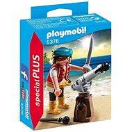 PLAYMOBIL® 5378 Pirat mit Kanone - Bausatz