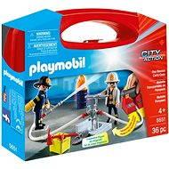 PLAYMOBIL® 5651 Feuerwehr Spielkoffer - Baukasten