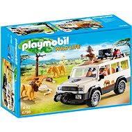 PLAYMOBIL® 6798 Safari-Geländewagen mit Seilwinde - Baukasten