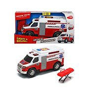 Dickie AS Krankenwagen - Auto
