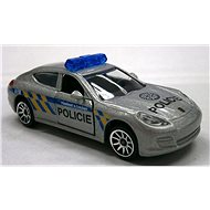 Auto Majorette Car Polizei Metall Version CZ - Auto