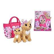 Simba ChiChi Love Chihuahua-Familie in der Tasche - Stoffspielzeug