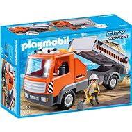 PLAYMOBIL® 6861 Baustellen-LKW - Baukasten