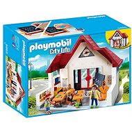 PLAYMOBIL® 6865 Schulhaus - Baukasten