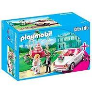 PLAYMOBIL® 6871 StarterSet Hochzeit - Baukasten