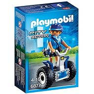 PLAYMOBIL® 6877 Polizistin mit Balance-Racer - Baukasten