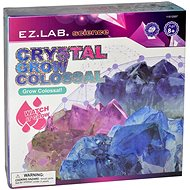 Experimentier-Set EZ.LAB. Science - Crystal Grow Colossal - Kristalle züchten