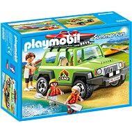 PLAYMOBIL® 6889 Camp-Geländewagen - Baukasten