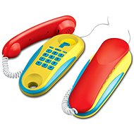 Telefone mit Kabel - Spielset