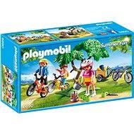 PLAYMOBIL® 6890 Mountainbike-Tour - Baukasten