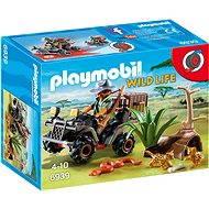 PLAYMOBIL® 6939 Wilderer mit Quad - Baukasten