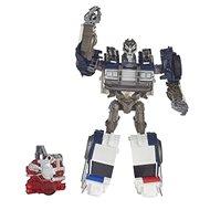 Transformers BumbleBee Autobot - silberblau - Figur