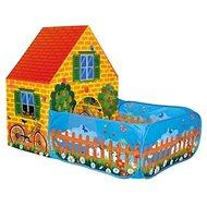 Bino Haus mit Garten - Spielzelt