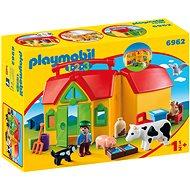 PLAYMOBIL® 6962 Mein erster Mitnehm-Bauernhof - Spielzeug für die Kleinsten
