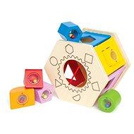 Hape Geometrischer Einsetzkasten - Holzspielzeug