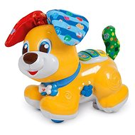 Clementoni Interaktiver Hund - Interaktives Spielzeug