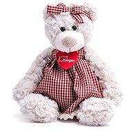 Lumpin Bär im Kleid - Teddybär