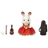 Spielset Sylvanian Families Town - Violinist Schokoladenhase