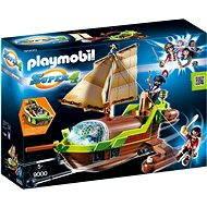 Playmobil 9000 Piraten-Chamäleon mit Ruby - Baukasten