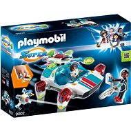 PLAYMOBIL® 9002 FulguriX mit Agent Gene - Baukasten