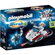 PLAYMOBIL® 9003 Skyjet mit Dr. X und Roboter - Baukasten